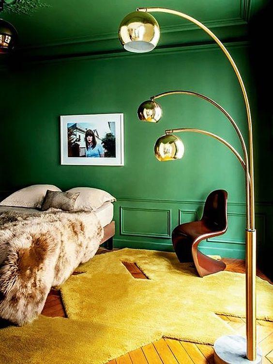 Yellow + green decor | Health + Well-being Feng Shui | Girlfriend is Better