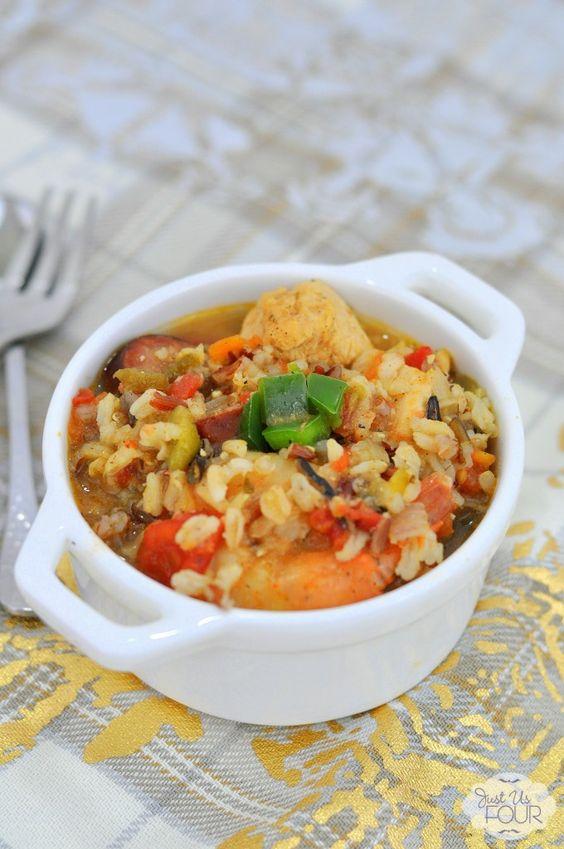 Easy jambalaya recipe | Girlfriend is Better