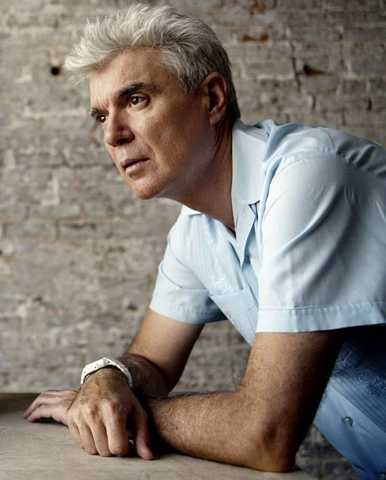 David Byrne writes musical Saint Joan | Joan of Arc | Girlfriend is Better