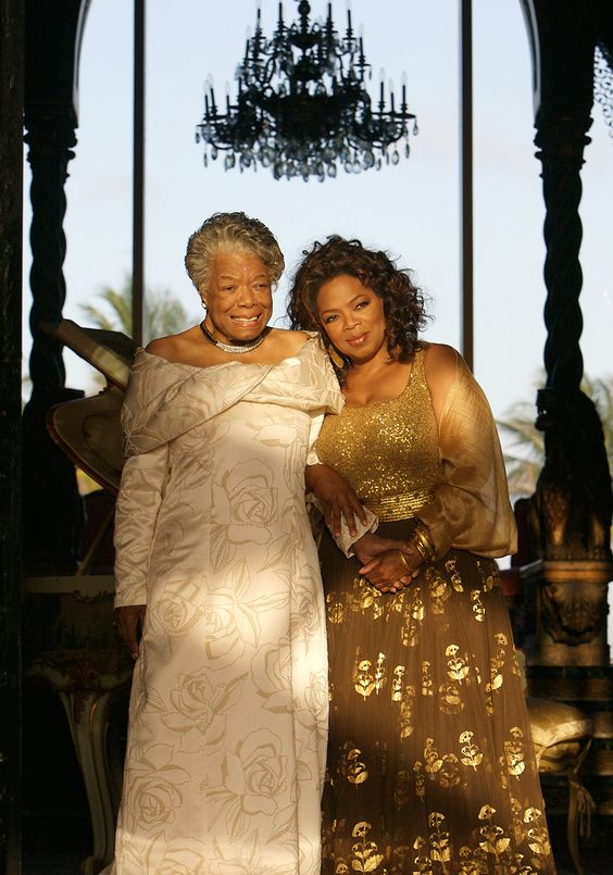 Dr. Maya Angelou + Oprah Winfrey | Modern-day Joan of Arc mentality | Girlfriend is Better