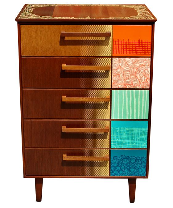 Painted furniture | Zoe Murphy | Girlfriend is Better