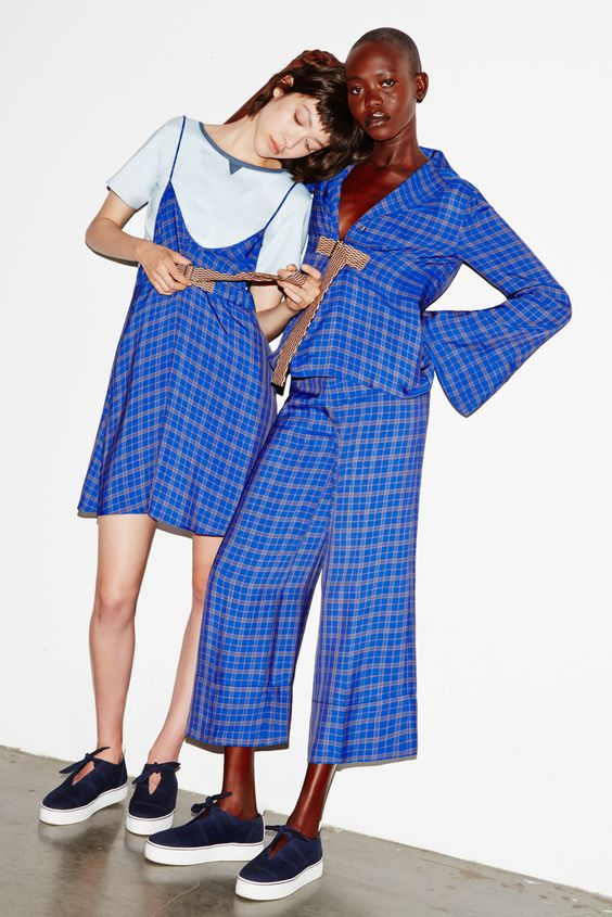 Wide-cut pants   Girlfriend is Better