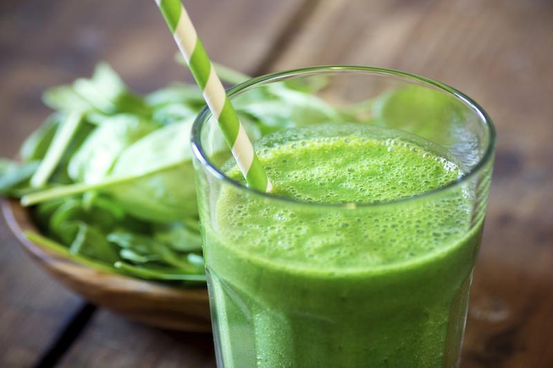 Aloe juice green smoothie recipe | Girlfriend is Better