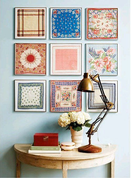 Keep collections structured in a gallery wall | Girlfriend is Better