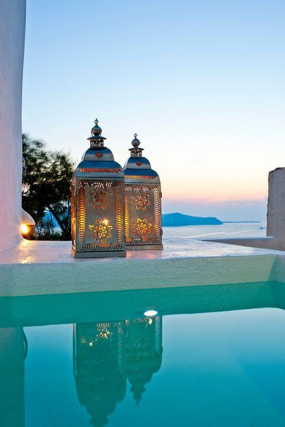 Moroccan lamps romantic Bohemian eclectic decor | Girlfriend is Better