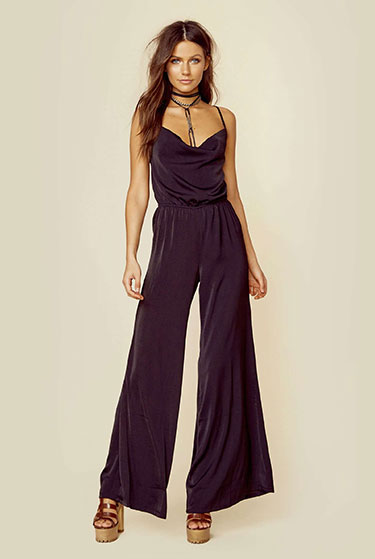 Tru Blue Theia Jumpsuit | Planet Blue