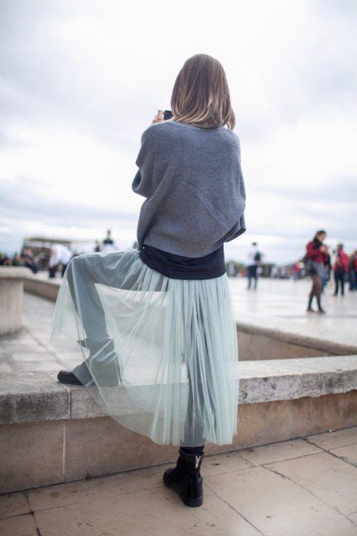 Slips layered outside jeans   Girlfriend is Better
