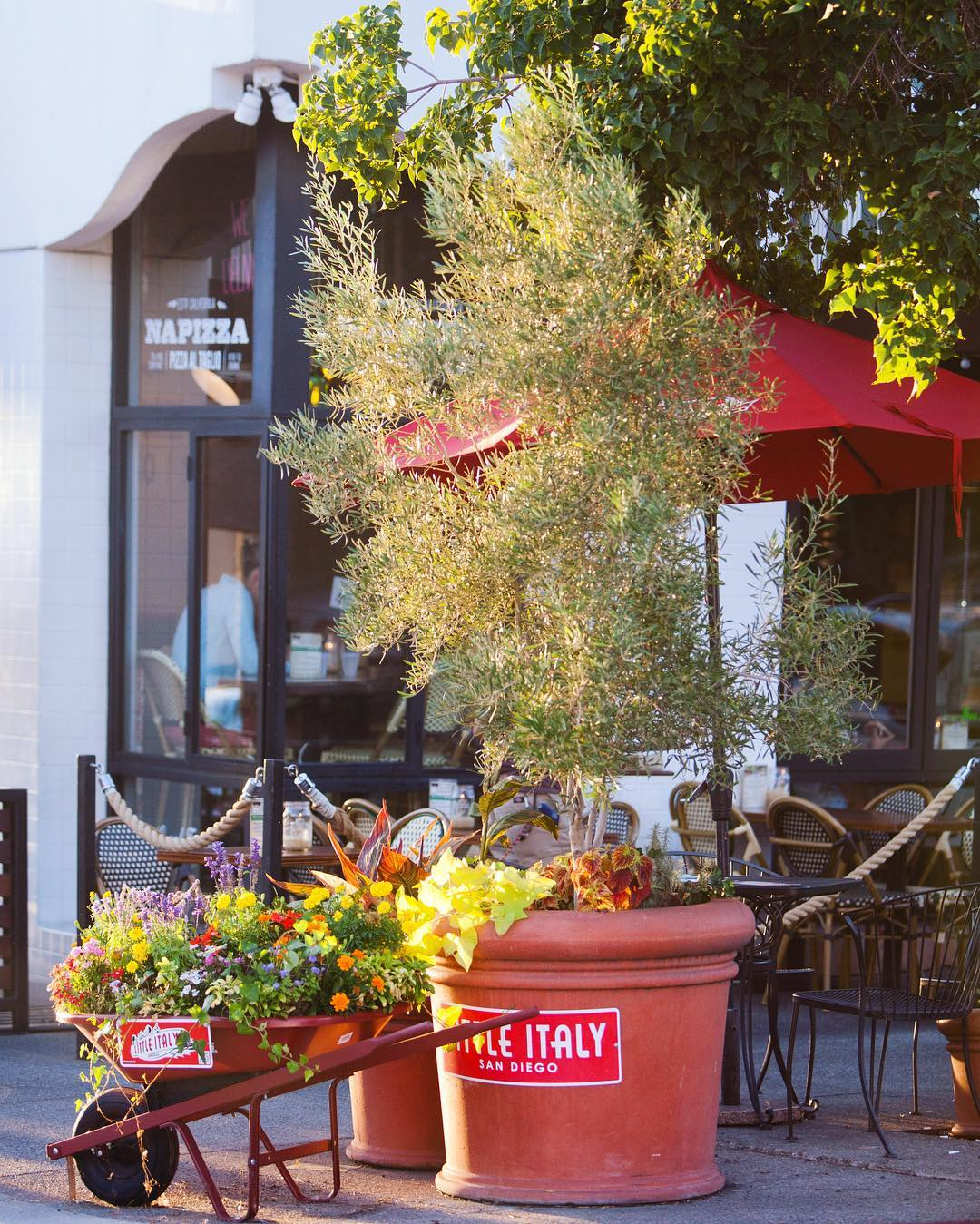 Little Italy San Diego travel and restaurant guide | Girlfriend is Better
