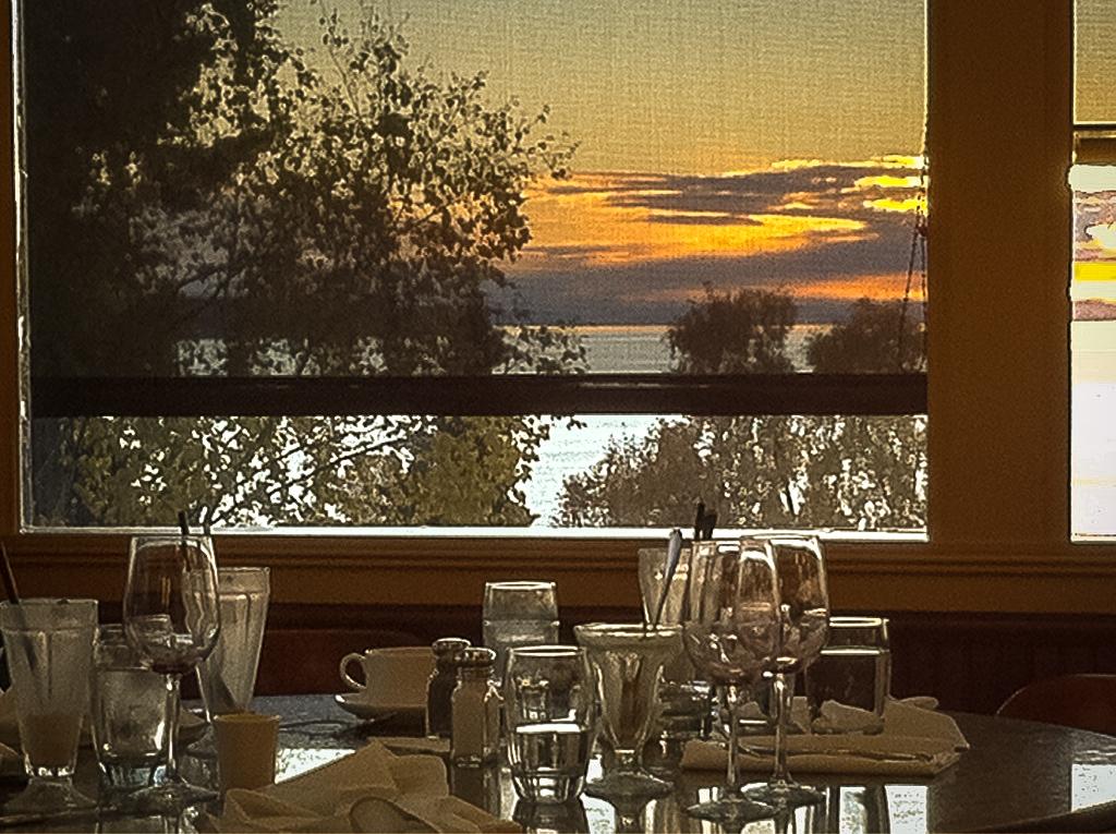 Simon + Seafort's restuarant in Anchorage Alaska | Girlfriend is Better