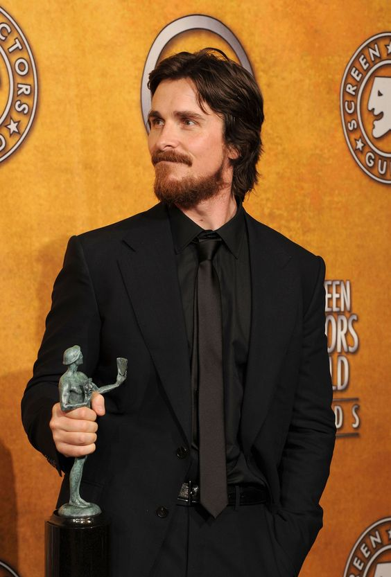 Christian Bale Screen Actors Guild Award for The Big Short | 72-hour kits emergency preparedness | Girlfriend is Better