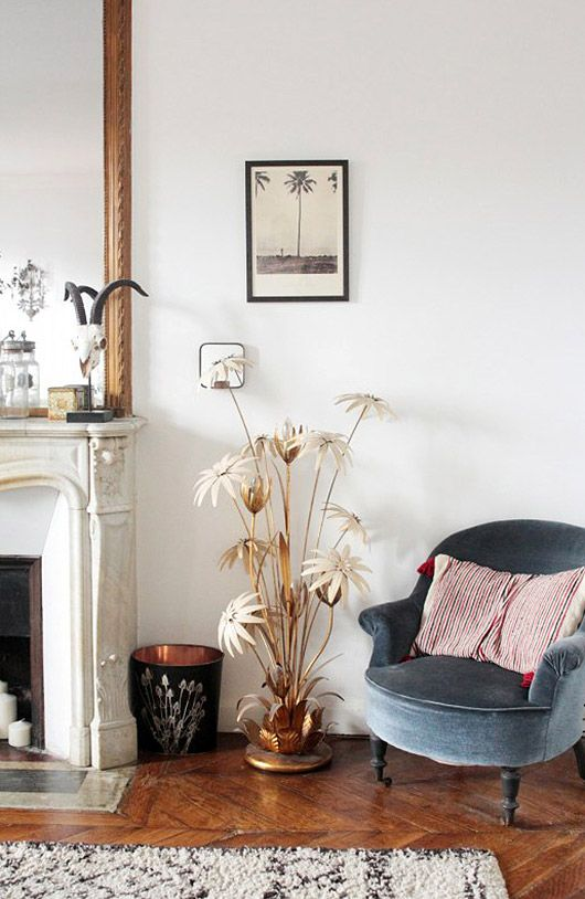 Libra home decor astrology guide | Beautiful vintage touches | Girlfriend is Better