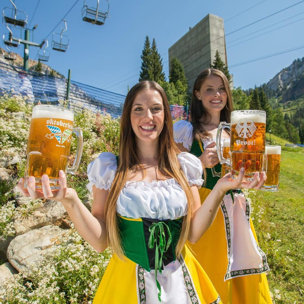 Oktoberfest Snowbird Utah travel guide | Girlfriend is Better