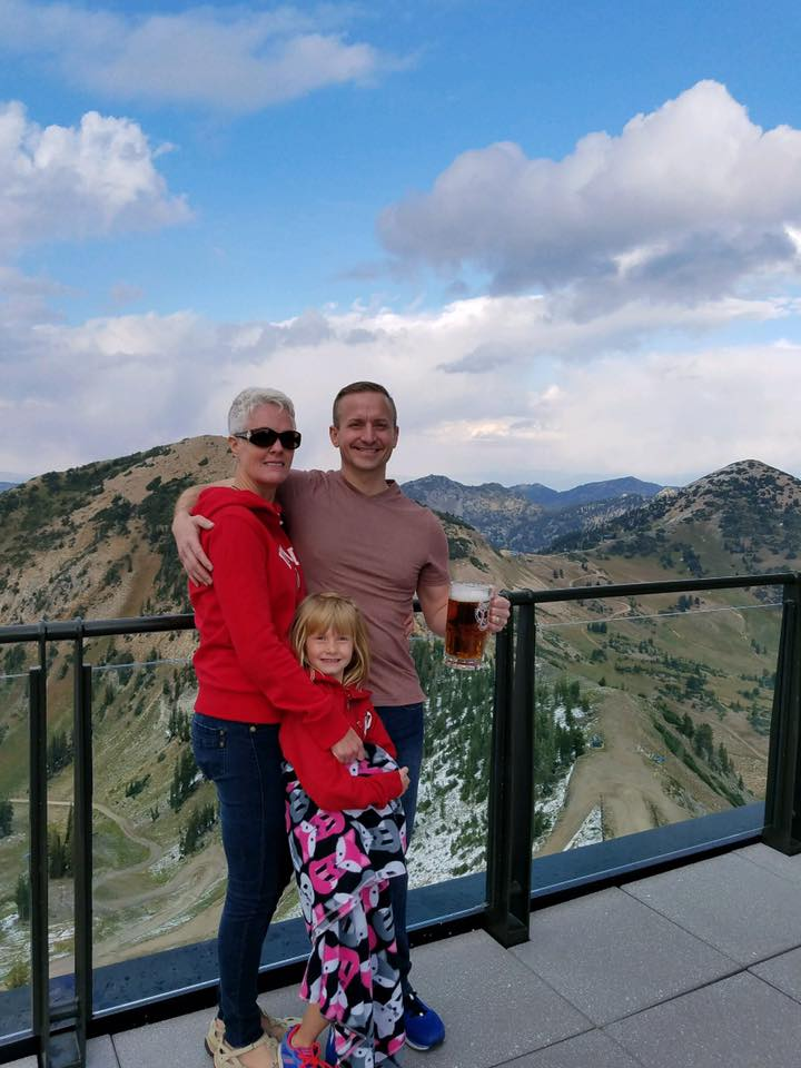 James Delli Gatti family travel guide Oktoberfest Snowbird Utah   Girlfriend is Better