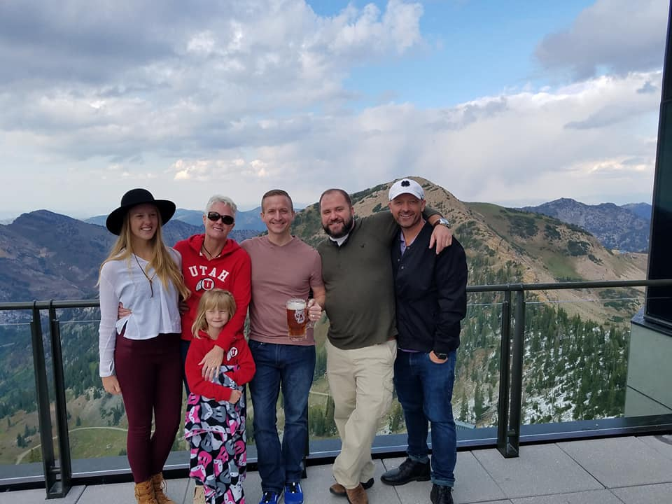 James Delli Gatti family travel guide Oktoberfest Snowbird Utah | Girlfriend is Better
