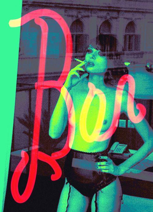 Neon photography | Girlfriend is Better