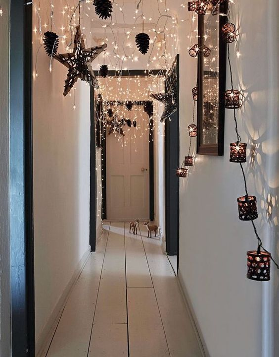 Star string lights and lanterns | Celestial decor | Girlfriend is Better