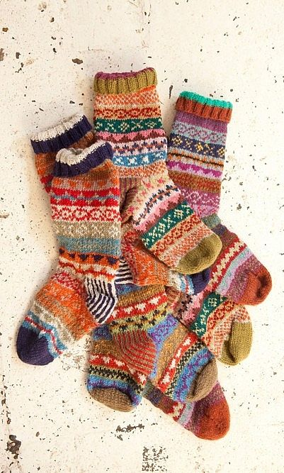 Knitted socks for Physical Touch Love Language | Gift ideas | Girlfriend is Better