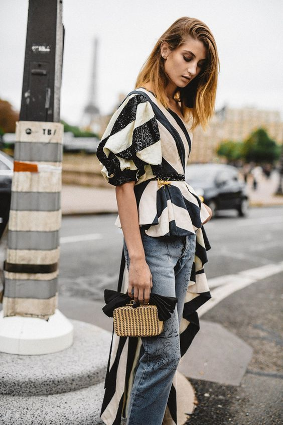 Johanna Ortiz Spring skirts and dresses with jeans | Girlfriend is Better