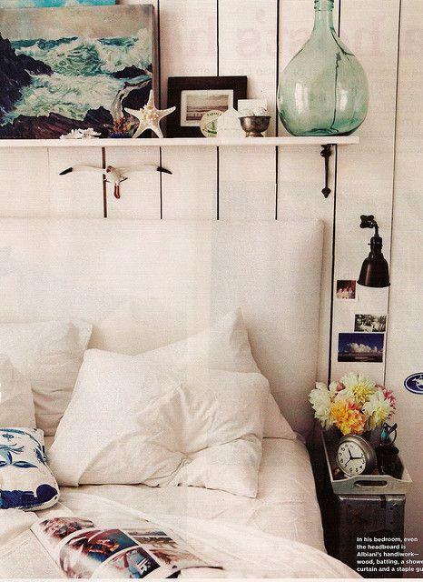 Pisces astrology home decor | Ocean inspired bedroom | Girlfriend is Better