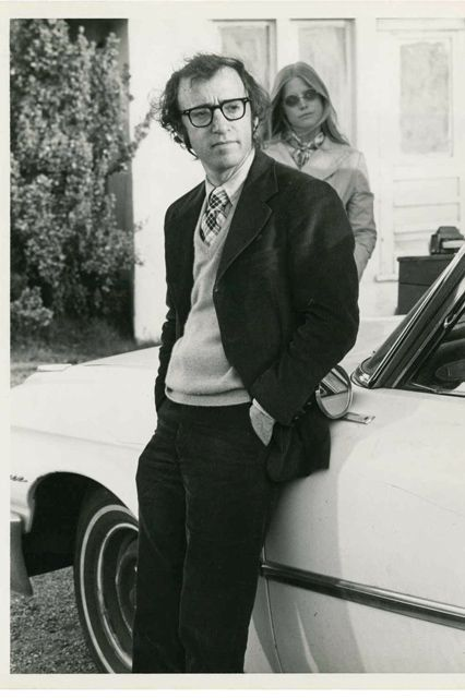 Woody Allen and Diane Keaton 1975 | 5 favorite movie reviews | Girlfriend is Better