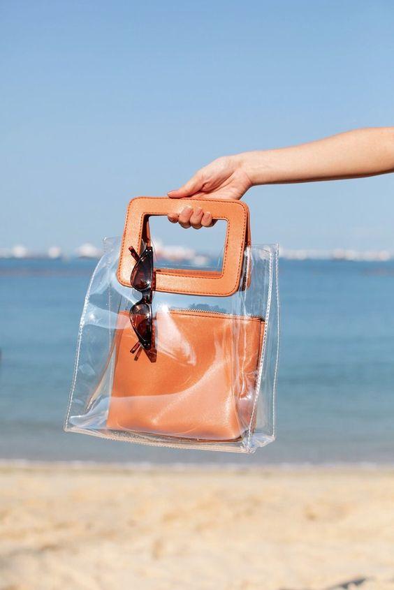 See through purses   Transparent bag   Girlfriend is Better