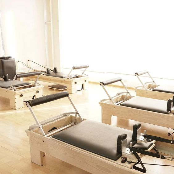 Pilates reformer machines | Studio classes | Girlfriend is Better