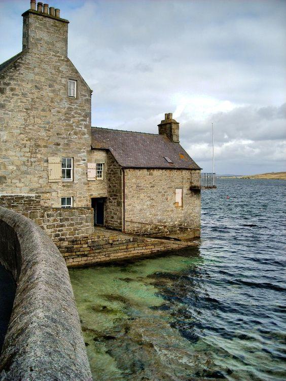 British crime drama Scotland location | Lerwick, Shetland Islands | Girlfriend is Better