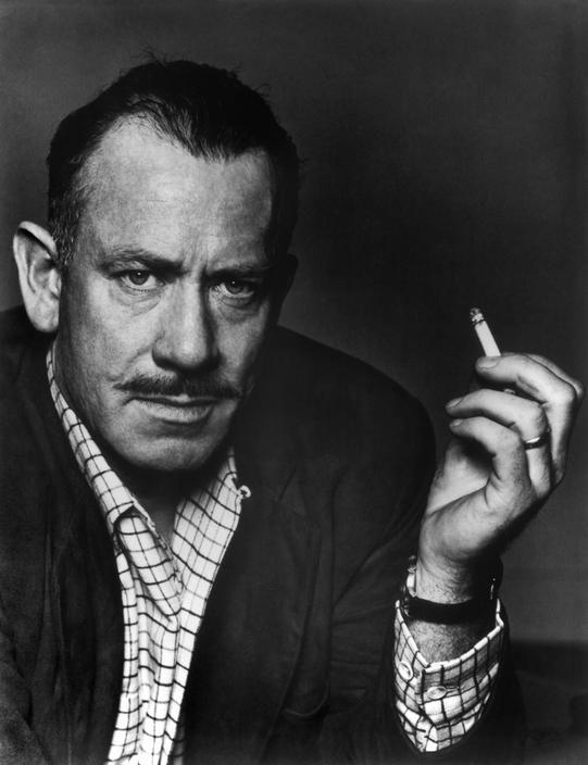 John Steinbeck 1953 | Favorite novels life lessons | Girlfriend is Better