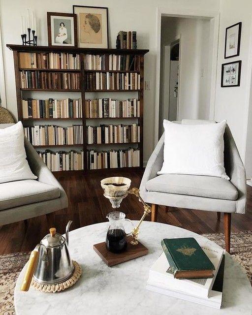 John Steinbeck favorite novels life lessons | Bookshelves slipper chairs | Girlfriend is Better