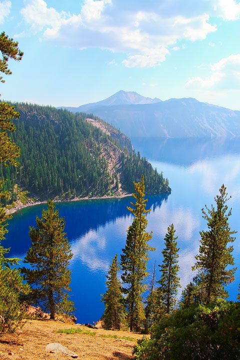 Union Creek Campground   Crater Lake Oregon   Girlfriend is Better