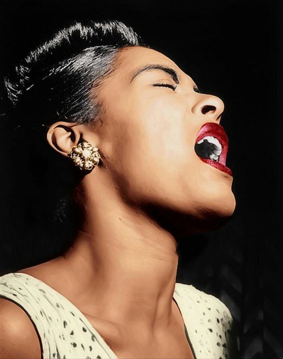 female jazz singers | Billie Holiday | Girlfriend is Better