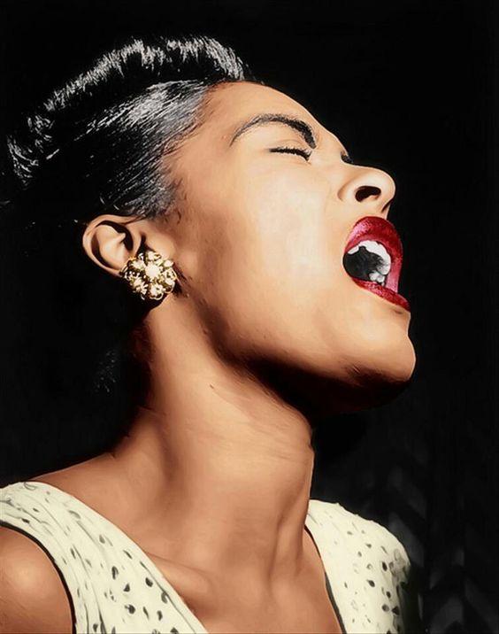 female jazz singers   Billie Holiday   Girlfriend is Better