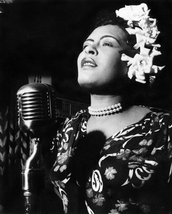 female jazz singers | Billie Holiday | Girlfriend is Better