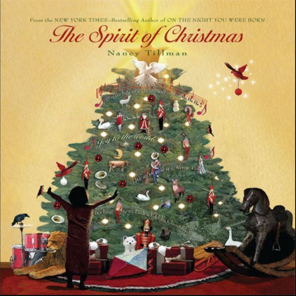 Christmas gift books children | The Spirit of Christmas review | Girlfriend is Better
