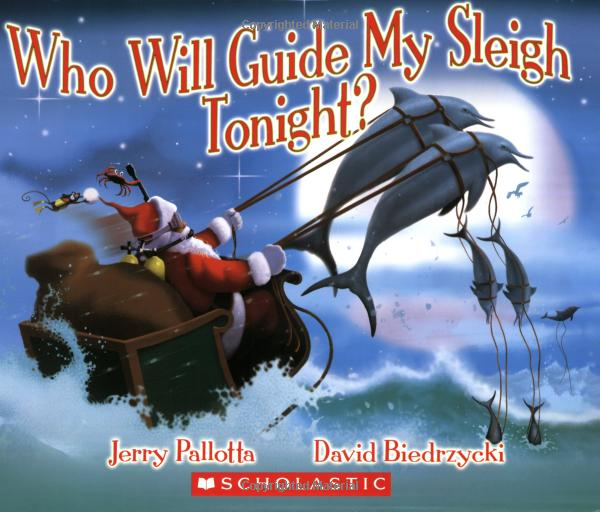 Christmas gift books children | Who Will Guide My Sleigh Tonight | Girlfriend is Better