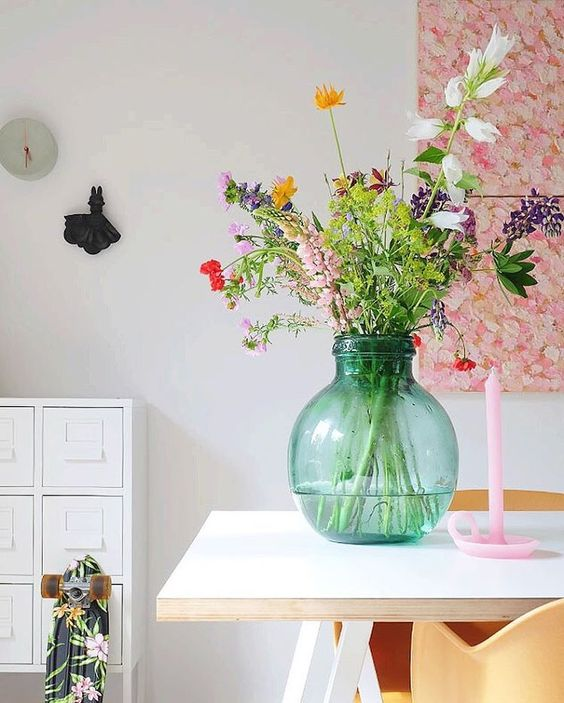 Candlesticks | Wildflower vase | Girlfriend is Better