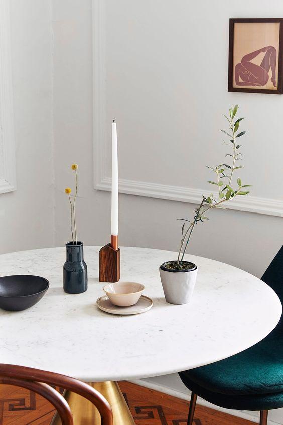 Candlesticks | Minimalist decor | Girlfriend is Better