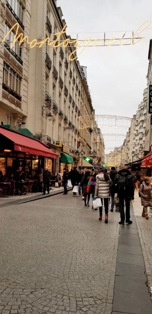 Paris 2nd arrondissement | Rue Montorgueil cobblestone streets shopping | Girlfriend is Better