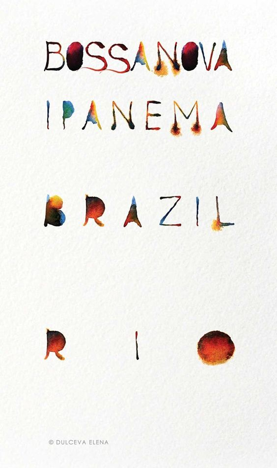 bossa nova |  Ipanema Brazil Rio  music jazz samba | Girlfriend is Better