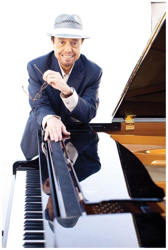 bossa nova  |  Sergio Mendes piano Portugese Oscar musician jazz funk | Girlfriend is Better