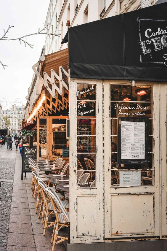 paris 7th arrondissement | rue cler cafe france travel guide | Girlfriend is Better