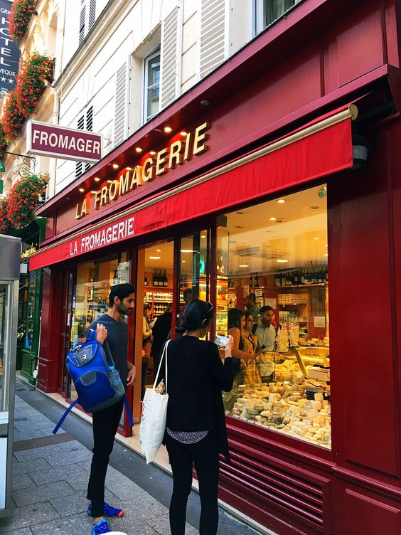 paris 7th arrondissement | rue cler La Fromagerie cheese specialty food travel guide | Girlfriend is Better