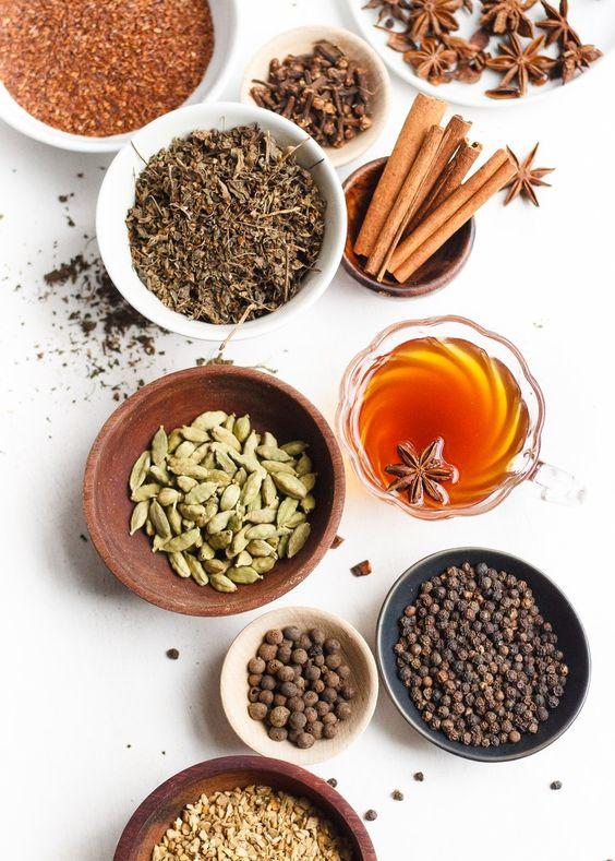 rooibos tea | home tea blends herbal caffeine free South Africa | Girlfriend is Better