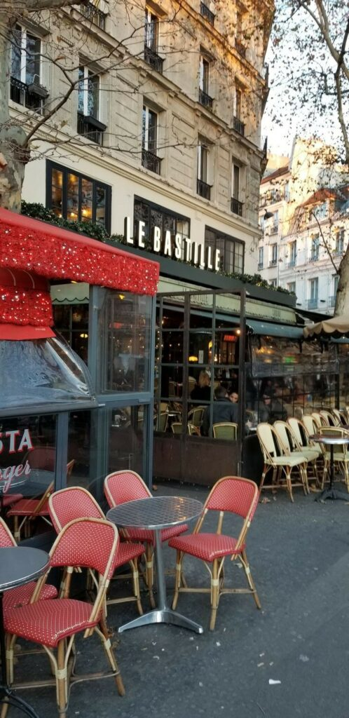 Paris 11th arrondissement | Bastille district  restaurant cafe travel guide | Girlfriend is Better