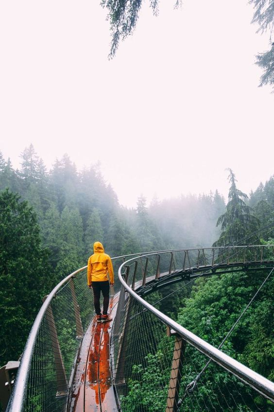 Vancouver BC   hiking trail travel guide   Girlfriend is Better