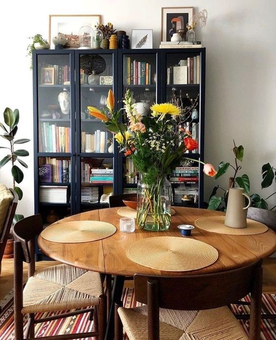 bookshelves | kitchen French country | Girlfriend is Better