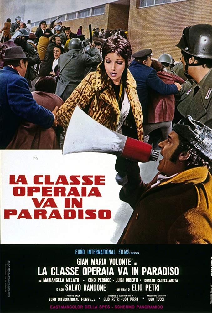 Ennio Morricone | Italian film composer La Classe Operaia Ca in Paradiso soundtrack | Girlfriend is Better