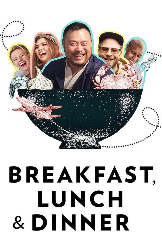 Netflix cooking shows | Breakfast Lunch Dinner Chef David Chang series binge watch review | Girlfriend is Better