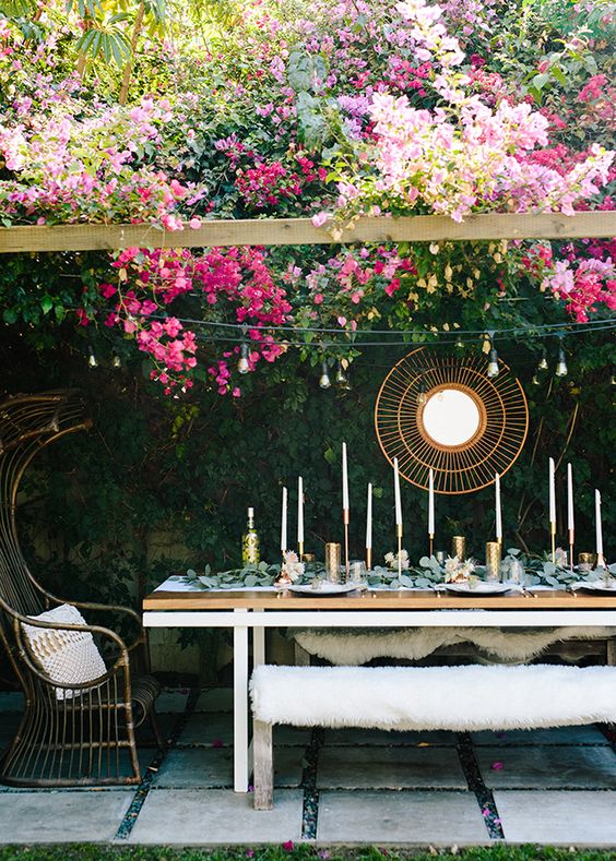 hygge tablescapes