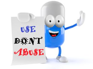 Use Don't Abuse Opioids
